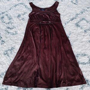 Gap Stretchy Flowy Cotton Summer Dress
